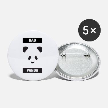 Bad-Panda - Buttons klein