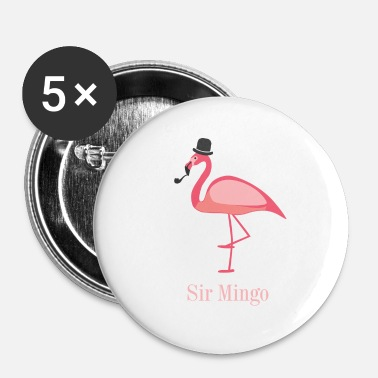 Sir Sir Mingo - Badge petit 25 mm