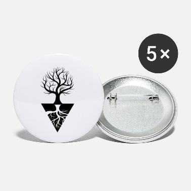Nature Conservation Nature Tree Love Nature Freedom conservation - Small Buttons