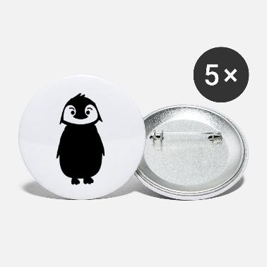 South Pole South pole king penguin - Small Buttons