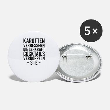 Cocktail Cocktails - Buttons klein