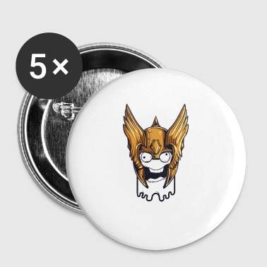 funny odin - Buttons small 25 mm