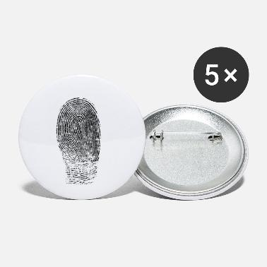 Fingerprint fingerprint - Small Buttons