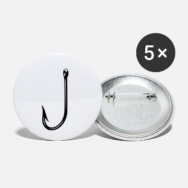 Fish Hook fishing hook - Small Buttons