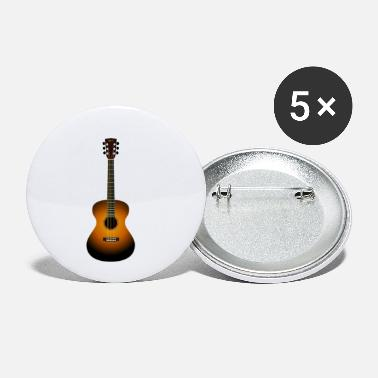 Acoustic Guitar Acoustic guitar - Small Buttons