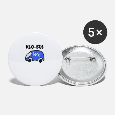 Klo KLO-BUS - Buttons klein