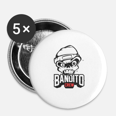 Twitch BANDITOCREW TWITCH - Buttons klein 25 mm