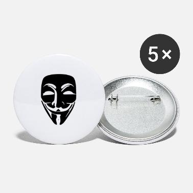 We Do Not Forgive Anonymous - Small Buttons