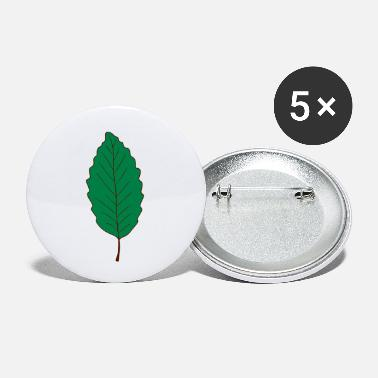 Leaf leaf - Small Buttons