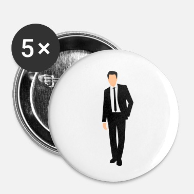 Costume costumes - Badge petit 25 mm
