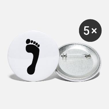 Foot Foot - Small Buttons