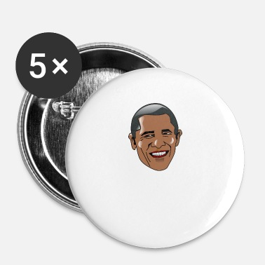 Obama Barack Obama - Badge petit 25 mm