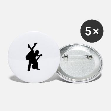 Jitterbug dancers1 - Small Buttons