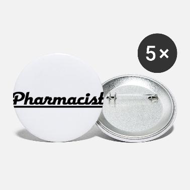 Pharmacist pharmacist - Small Buttons