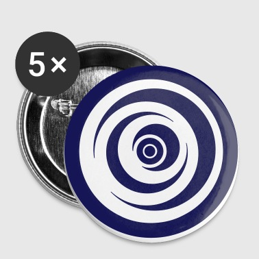 3D Circles - Badge petit 25 mm