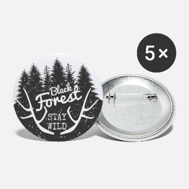 Leible Black Forest mouthguard 5 - Small Buttons