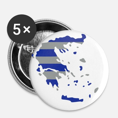 Grèce greece - Badge petit 25 mm