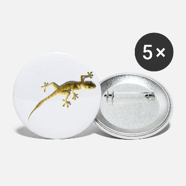 Gecko Gecko - Small Buttons