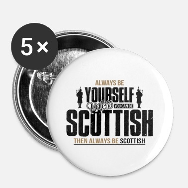 Scottish Scottish - Buttons small 25 mm