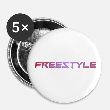 Freestyle Freestyle - Badge petit 25 mm