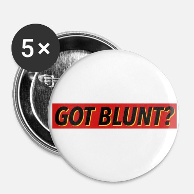 Blunt Got blunt - Buttons small 25 mm