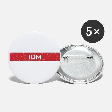 Chicago IDM House Techno EDM - Petits badges