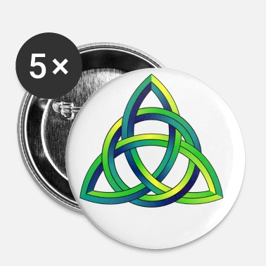 Celtic Celtic Knot Celtic Knot - Buttons/Badges lille, 25 mm