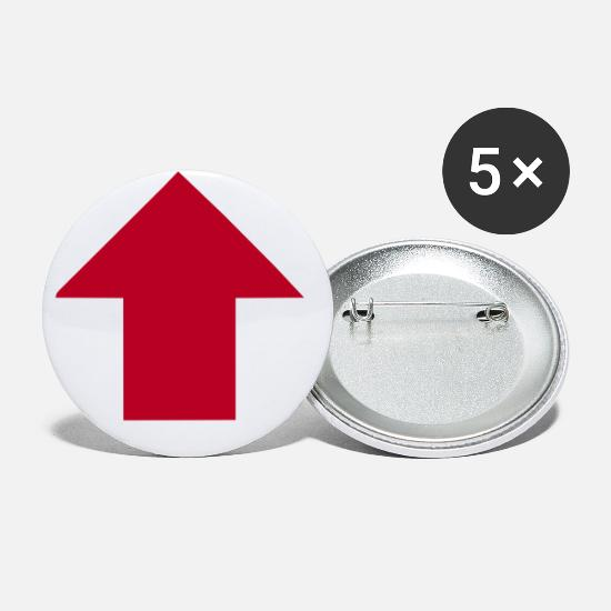Arrow Buttons - Arrow - Small Buttons white