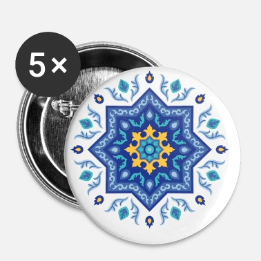 Inspiration spanish inspiration - Badge petit 25 mm