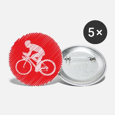 Ride Bike Bike ride bike ride - Small Buttons