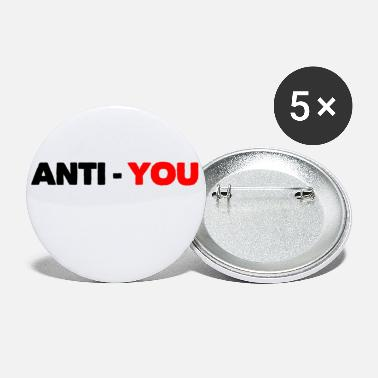 Anti Anti dig - Små buttons