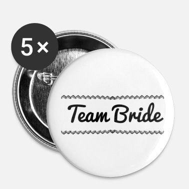 Team Bride Team Bride - Rintamerkit pienet 25 mm