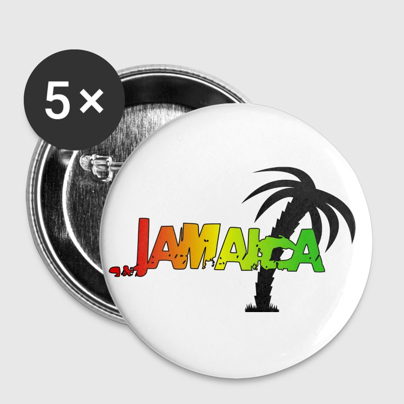 jamaica - Buttons small 25 mm