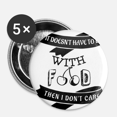 Hunger manger - Badge petit 25 mm