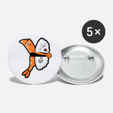 Sushi T-Shirt - Small Buttons