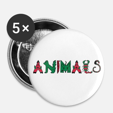 Des Animaux Animaux - Animaux - Badge petit 25 mm