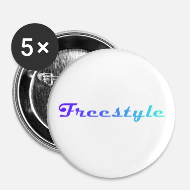 Freestyle Freestyle - Buttons/Badges lille, 25 mm