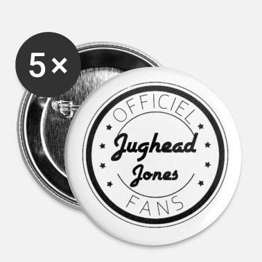 Jones Jughead Jones Fans Official - Buttons small 25 mm