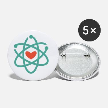 Science We love science! - Small Buttons