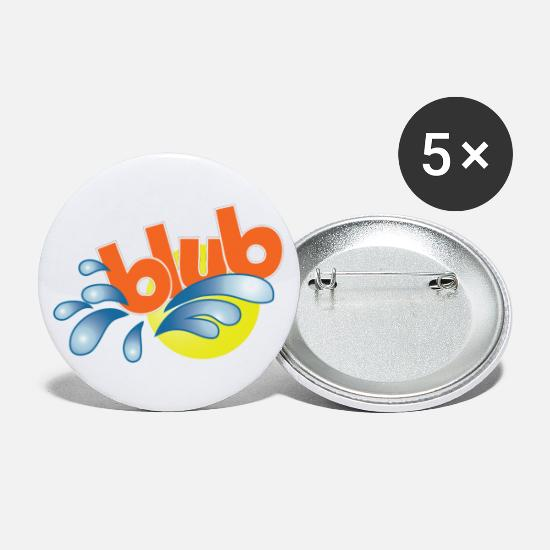Castle Buttons - Blub - Small Buttons white