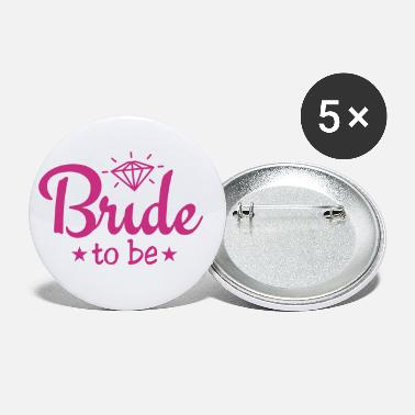 Braut Zum Zu Sein bride to be with diamond 1c - Rintamerkit pienet