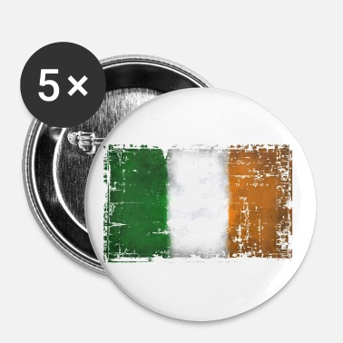 Irland Irland - Irland - Buttons/Badges lille, 25 mm