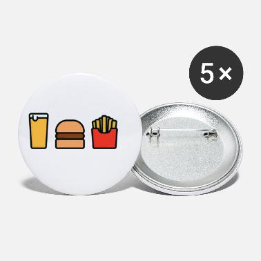 Meal Meal Deal - Small Buttons
