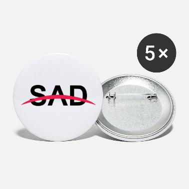 Message Sad Graphic - Small Buttons