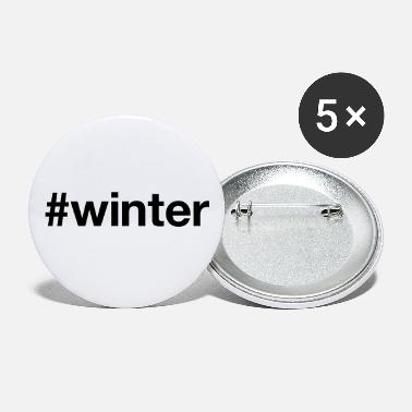 Winter WINTER - Small Buttons