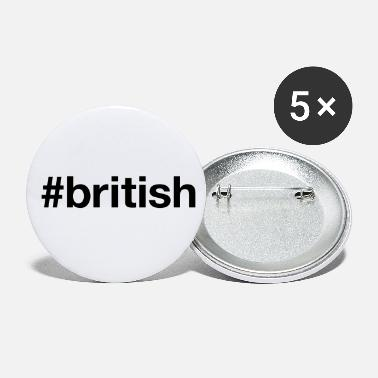 British BRITISH - Small Buttons