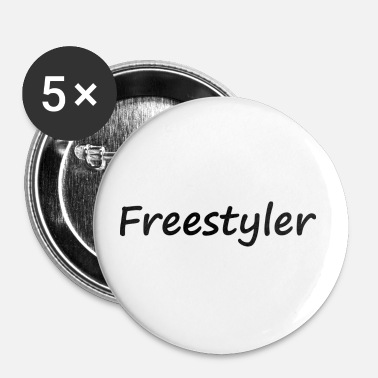 Freestyle freestyler - Badge petit 25 mm