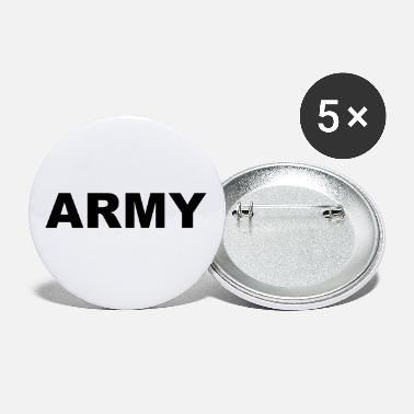 Army Army - Small Buttons