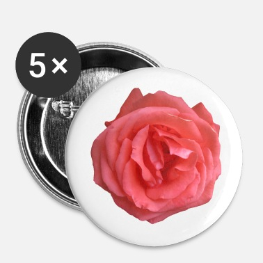 Soul Soul Rose - Buttons klein 25 mm (5-pack)
