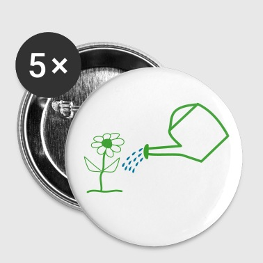 Flower Pot Pot - Buttons small 25 mm